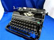 1937 UNDERWOOD CHAMPION TYPEWRITER
